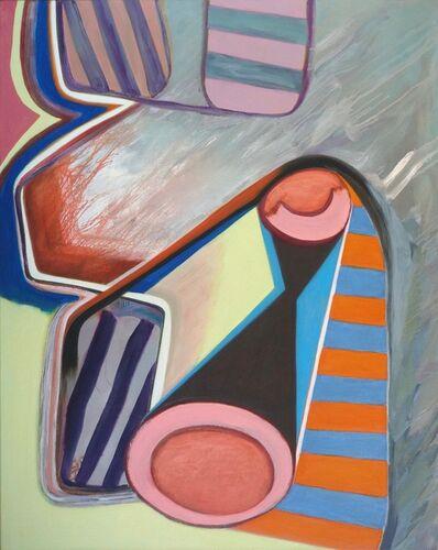 David Palliser, 'Mist Wagon', 2010