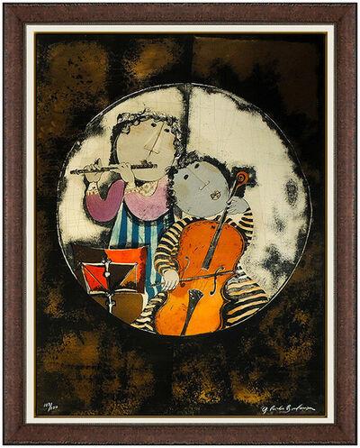 Graciela Rodo Boulanger, 'Sonate Pour Deux', 20th Century
