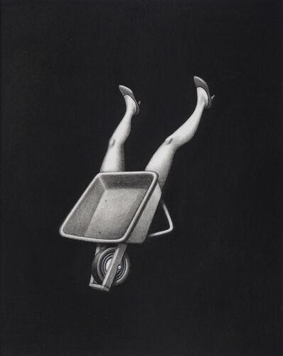 Jim Woodring, 'Push Me Pull Me', 2005