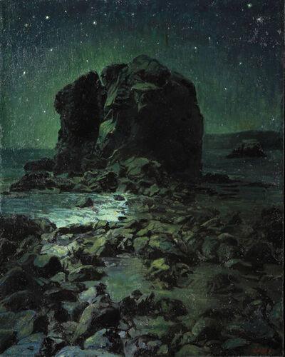Greg Gandy, 'Night Scene', 2018