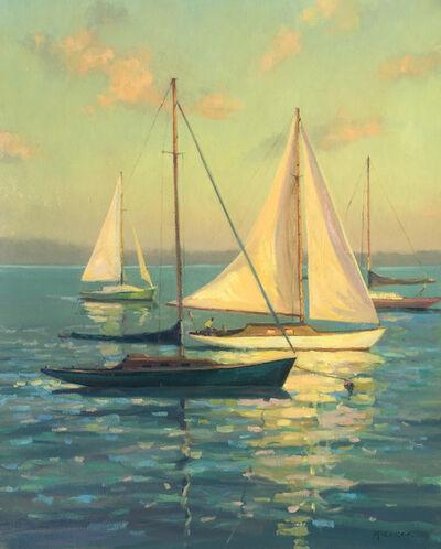 Leonard Mizerek, 'Calm Waters', 2018