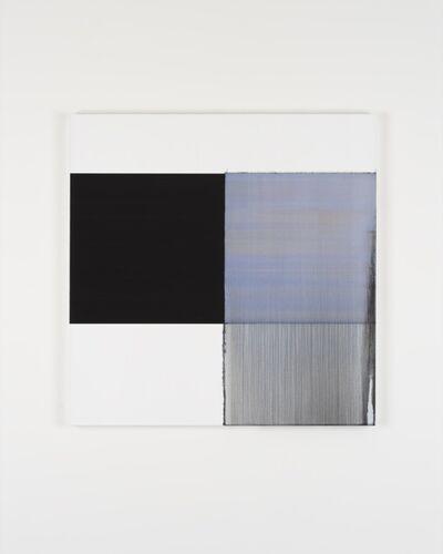 Callum Innes, 'Exposed Painting Delft Blue', 2019