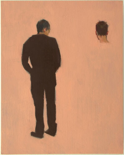 Christina Vogel, 'Sidelong', 2015