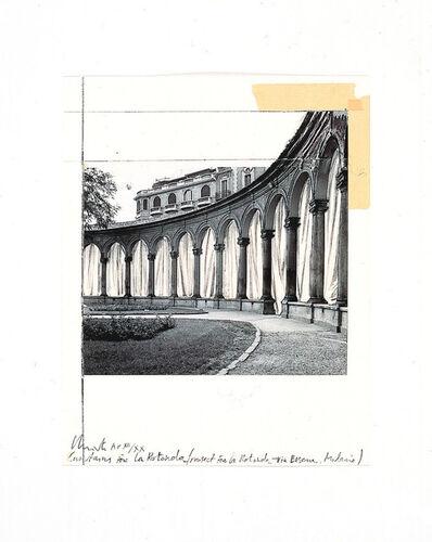 Christo, 'Urban Projects (Milan)', 1985