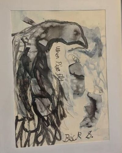Beck Seitsinger, 'When Pigs Fly', ca. 2000