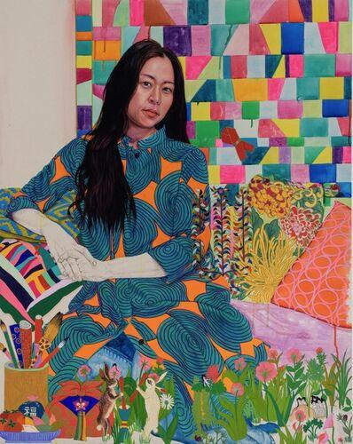 Kira Nam Greene, 'Kyung's Gift in Pojagi ', 2019