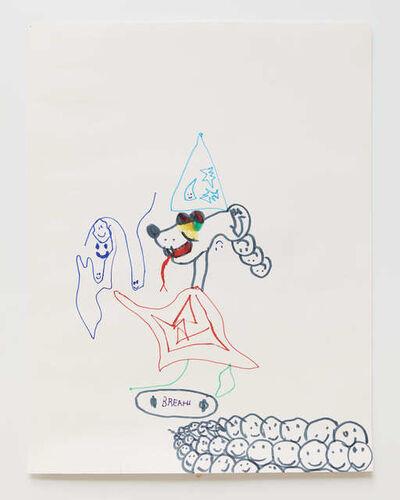 Joe Roberts, 'Untitled on paper (III)', 2015