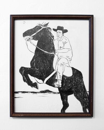 """Oliver Hawk Holden, '""""Cowboy Series #3""""', 2019"""