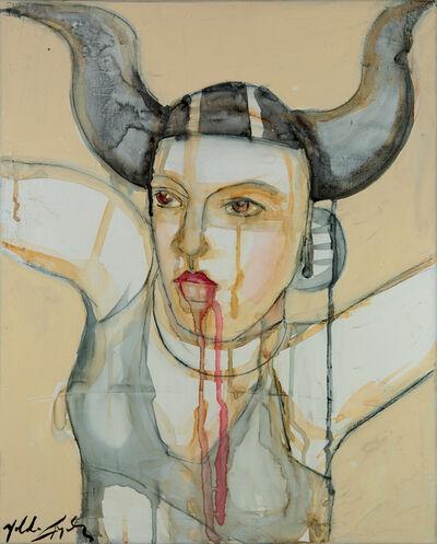 Yolanda Gonzalez, 'Guerrera con cuernos II', 2020