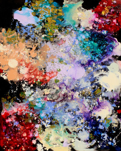 Meredith Pardue, 'Interstellar Rainbow I'