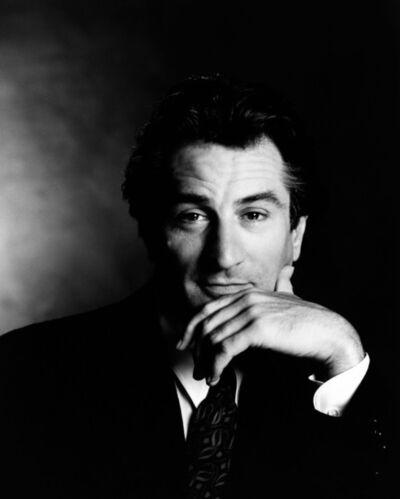 Greg Gorman, 'Robert De Niro, NYC', 1990
