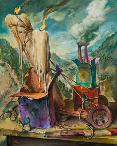 Samuel Bak, 'Load', 2017
