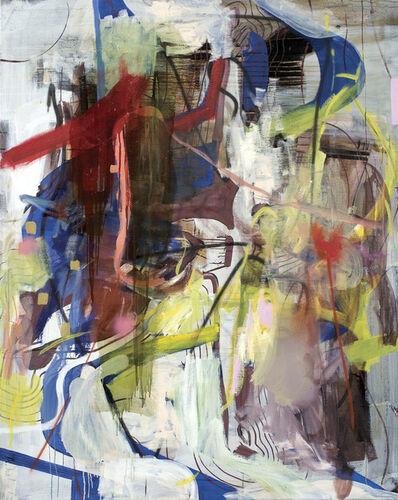 Albert Oehlen, 'Freier Stress', 1996