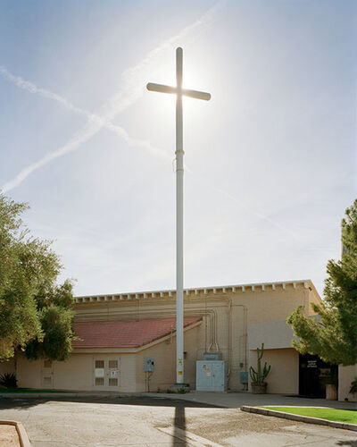 Robert Voit, 'Tabernacle of Grace Church, Tempe, Arizona, USA', 2018