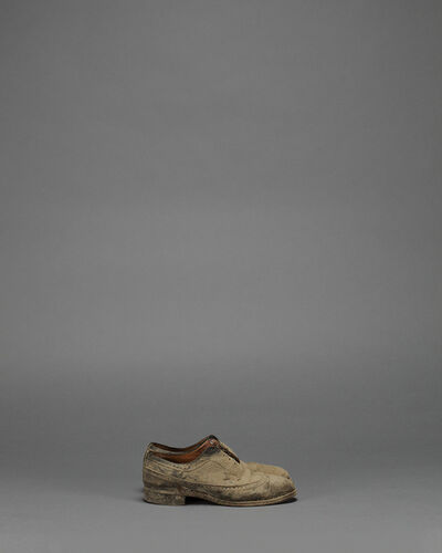Max Dean, 'Dusty Shoes (Right Profile)', 2011
