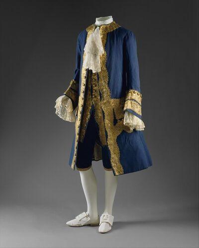 Unknown British, 'Suit', ca. 1760