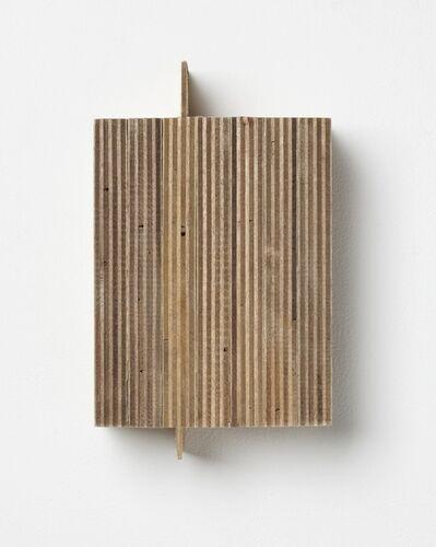 Kishio Suga 菅木志雄, 'Accumulated Factors', 2001