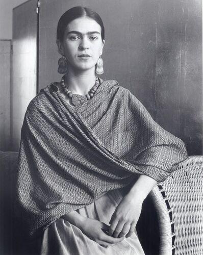 Imogen Cunningham, 'Frida (Standing By Basket)', 1931