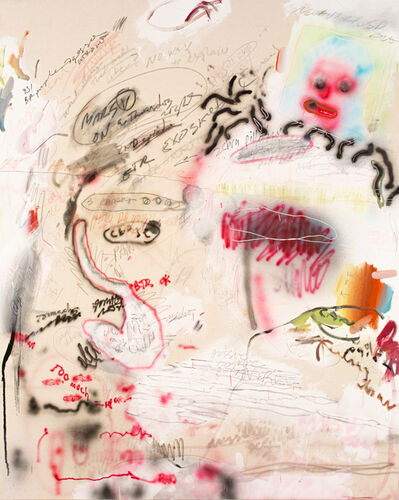 Nolan Flynn, 'katsubot's portrait', 2020