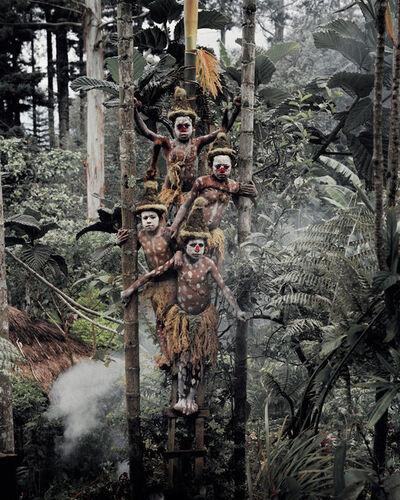 Jimmy Nelson, 'XV 61 Gogine Boys Goroka, Eastern Highland Papua New Guinea - Goroka, Papua New Guinea', 2010