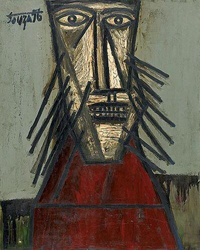 Francis Newton Souza, 'Head', 1956