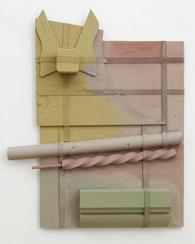 Luisa Kasalicky, 'Medley: Silber', 2016