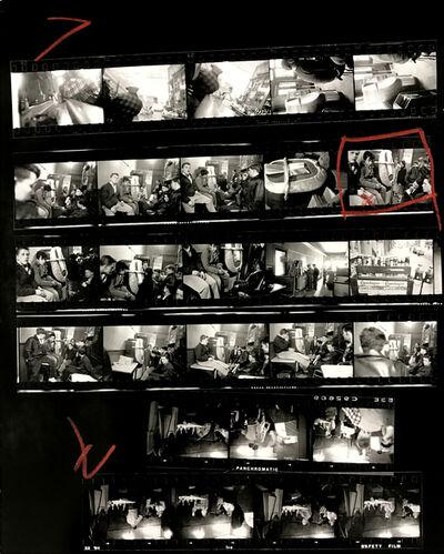 Robert Frank, 'Contact Sheet #10', 2009