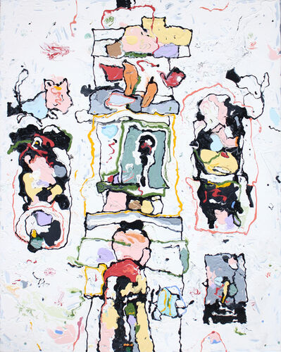 Alden Mason, 'Garden Totem', 2000