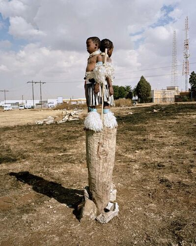 Namsa Leuba, 'Untitled V, from the series Zulu Kids ', 2014