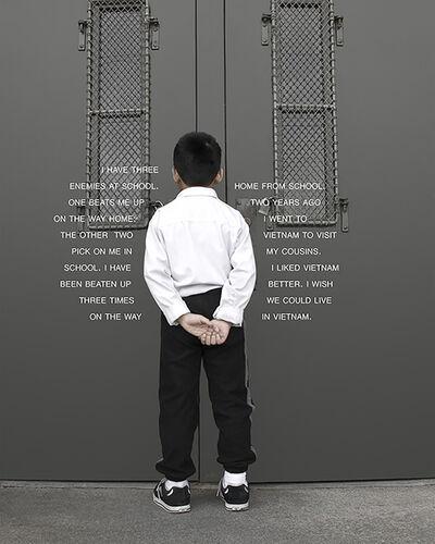 Judy Gelles, 'Fourth Grade - In Vietnam (USA: Pennsylvania Public School)', 2008