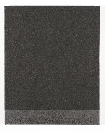 Blake Baxter, 'Black Painting, no. 23', 2017