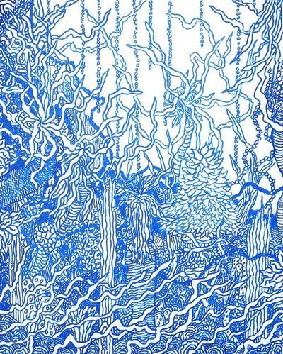 Carol Brown Goldberg, 'Feeling Blue in Adoration', 2015