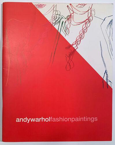 Andy Warhol, 'Andy Warhol, Fashion Paintings, Andy Warhol, Grapes Book, HOLIDAY SALE TAKE 20% OFF NEXT THREE WEEKS', 2002