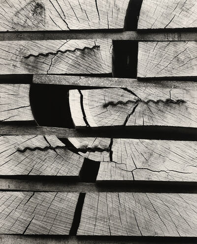 Brett Weston, 'Wood', 1968