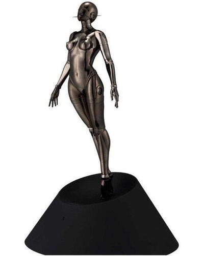 Hajime Sorayama, 'Sexy Robot Floating Sculpture Black', 2020