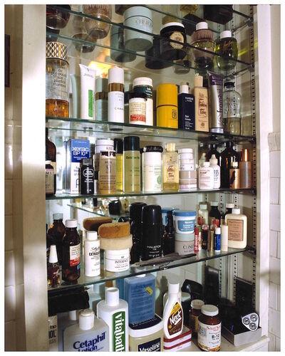 David Gamble, 'Andy Warhol's Medicine Cabinet', 1987