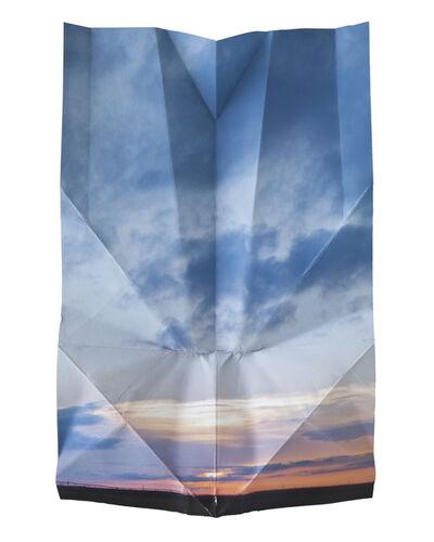 "Millee Tibbs, 'Air/Plains (August 4, 2013 ""Slow Glider"")', 2013"
