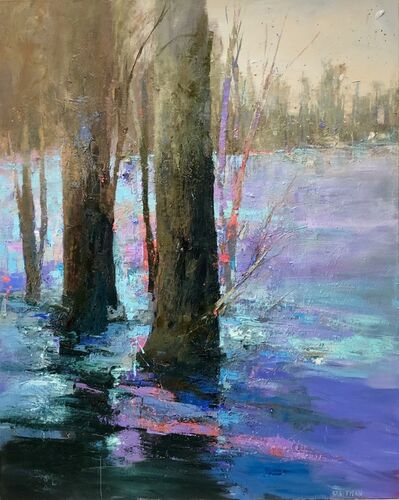 Andy Braitman, 'Purple Creek', 2019