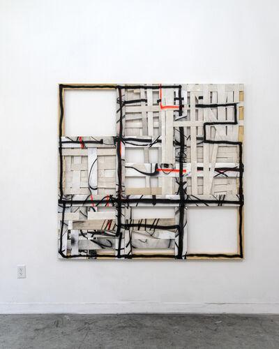 Taylor White, 'Rustlin, Raslin, Wranglin', 2019