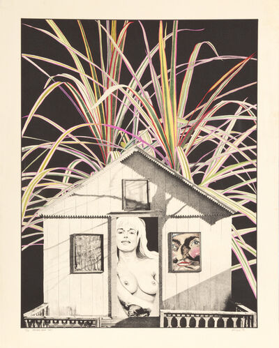 Michael Knigin, 'Welcome Home Joe!', 1976