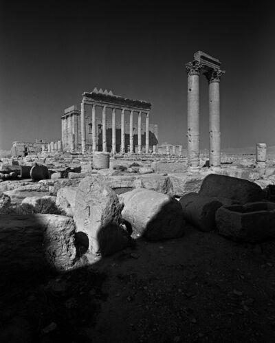 Don McCullin, 'The Columns of the Temple Shrine, Palmyra, Syria', 2006-2009