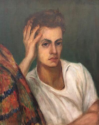 Alvin Ross, 'Self Portrait', 1940