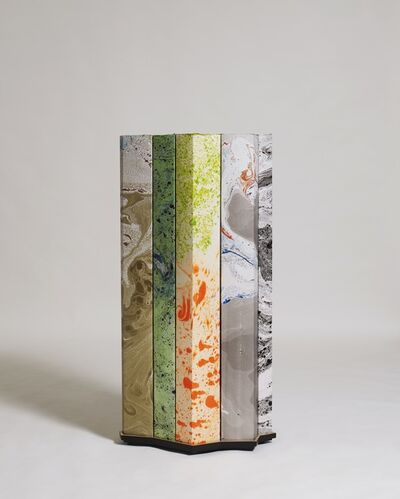 Richard Deacon, 'Housing 8', 2012