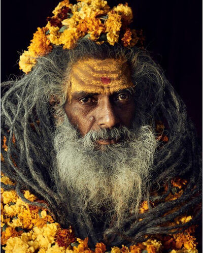 Jimmy Nelson, 'XXIV 7, Sadhu, Haridwar, India', 2016