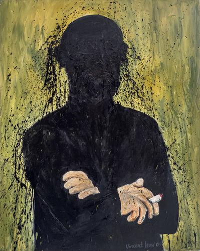 Vincent Leow, 'Portrait with Cigarette', 2009