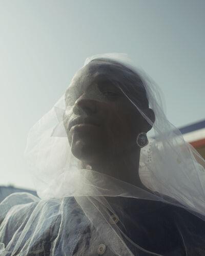Nadine Ijewere, 'Nelson's Veil Portrait', 2017