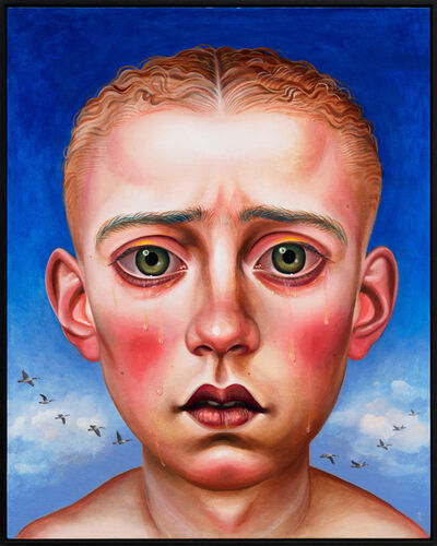Timothy Cummings, 'The Beginning Plague', 2020