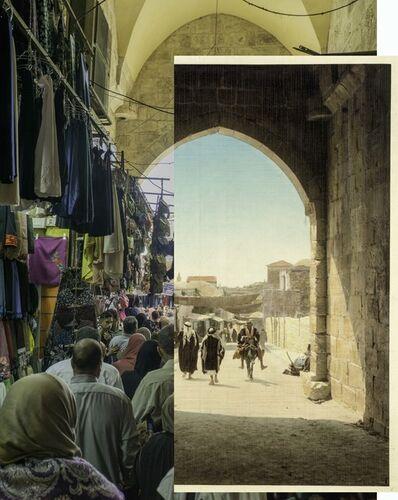 Jack Persekian, 'Through Damascus Gate', 2017