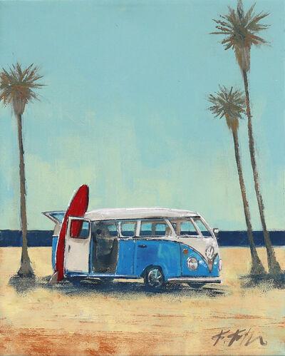 Kathleen Keifer, 'Monopoly VW Van', 2020