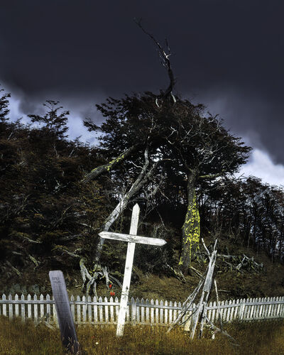 Ville Lenkkeri, 'Pagan, Land Conguered', 2014